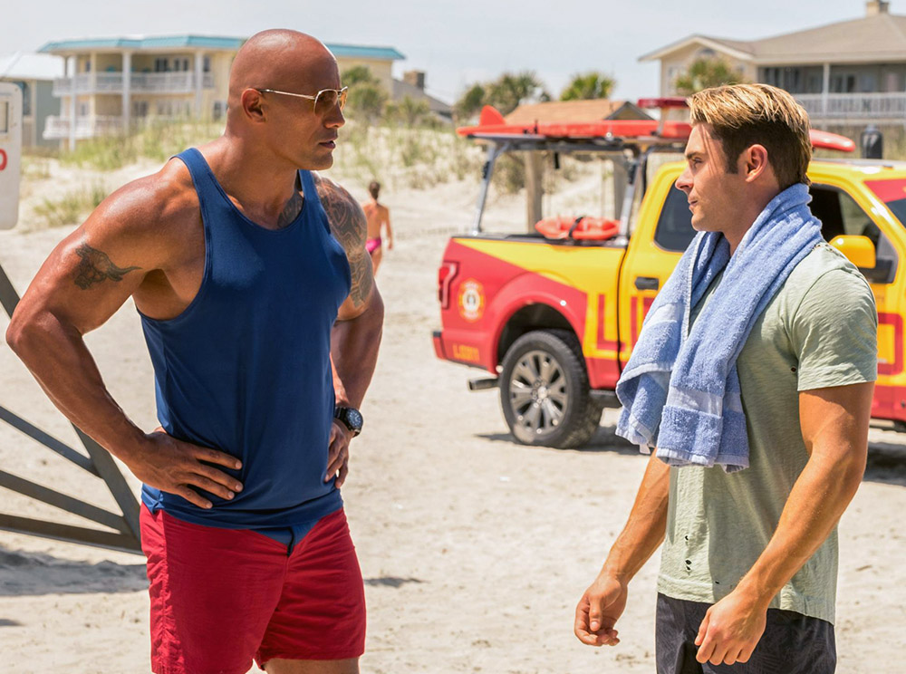 Baywatch review