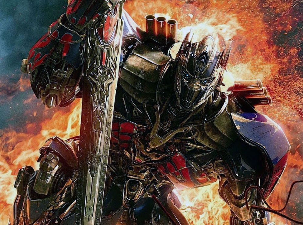 Transformers: The Last Knight giveaway