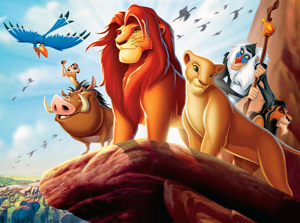 The Lion King Signature Collection Digital HD