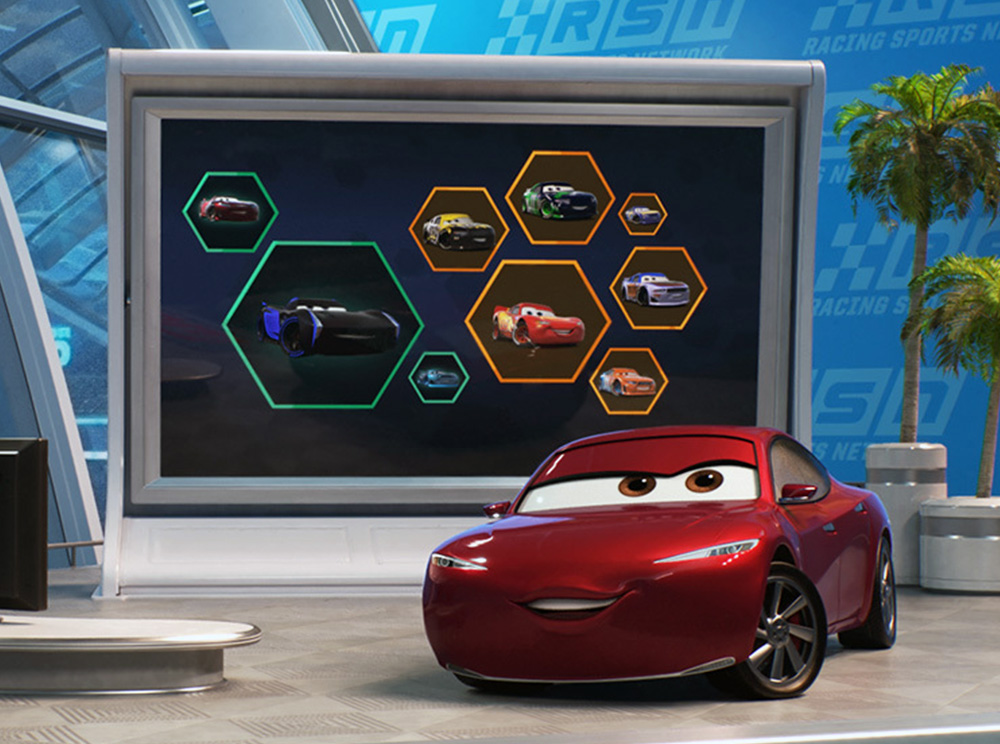 Cars 3 Digital HD Giveaway