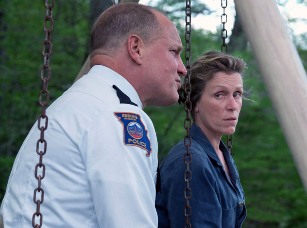 Three Billboards Outside Ebbing, Missouri giveaway