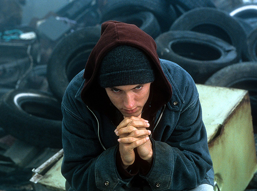 8 Mile giveaway