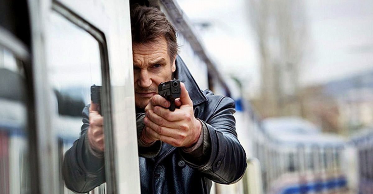 The Commuter giveaway