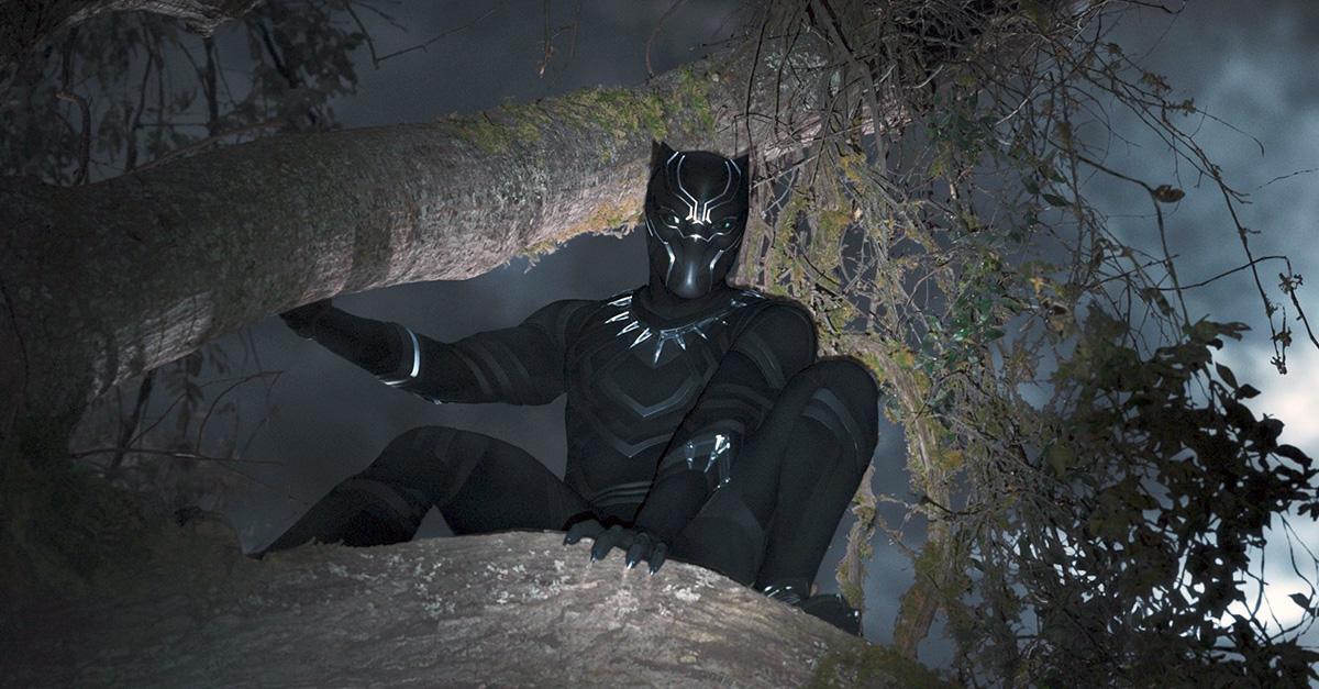 Black Panther giveaway